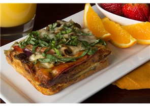 Healthy Vegetable Strata