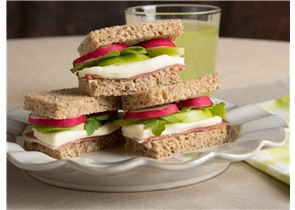 Savory Tea Sandwiches